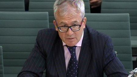 Outgoing Bank of England Monetary Policy Committee Member David Miles.
