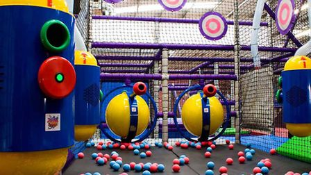 Curve Motion in Bury St Edmunds is a good day out for the kids.