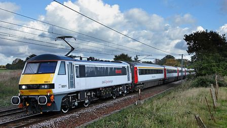 Trains are being delayed or cancelled due to defective track