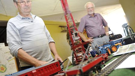 Ipswich Model Engineering Society are having an open day