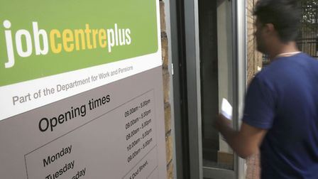 Total unemployment in the UK has risent for the second month running.