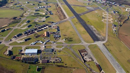 The Bentwaters Parks site