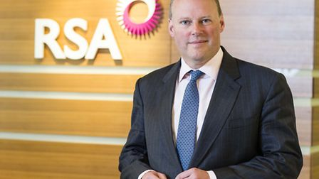 RSA Insurance Group chief executive Stephen Hester, as the More Than owner said it was willing to ba