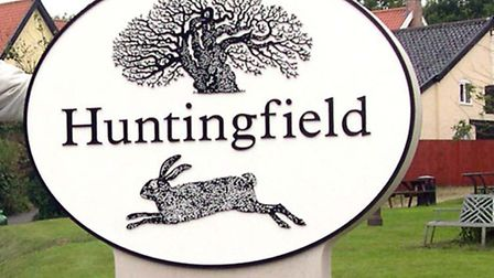 A 15-year-old boy has fallen from a height in Huntingfield.