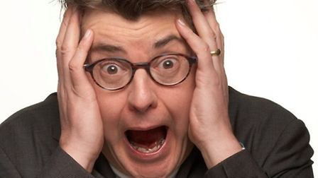 Joe Pasquale is back on the road with a new comedy show
