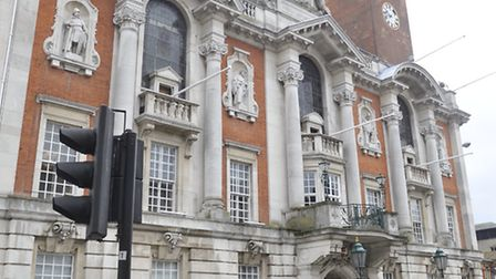 Mark Cable has been dismissed from Colchester Town Hall.
