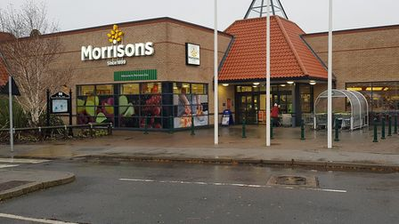 A motorcyclist has been caught by an off duty officer in Morrisons. Picture: Marc Betts