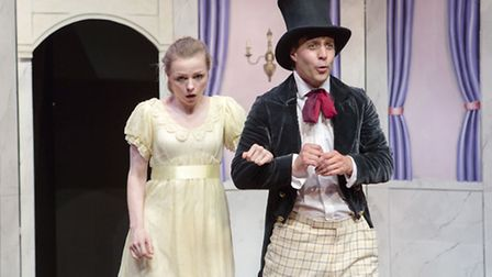 Northanger Abbey, DOT Productions, August 2015