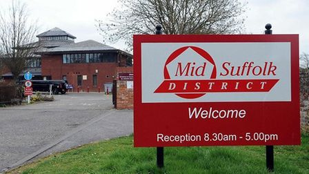 Mid Suffolk District Council has increased council tax bills by two per cent for 2019/20. Picture: A