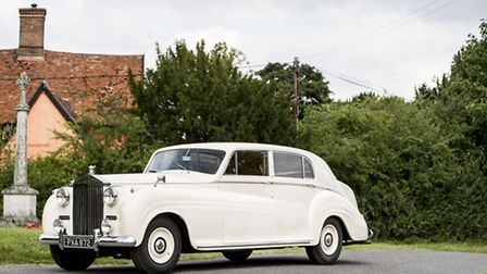 This second-hand Rolls Royce owned by Dad's Army creator David Croft is expected to fetch �50,000 at