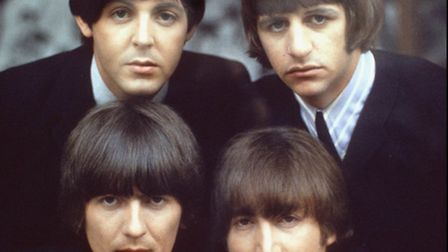 The Beatles - a rare version of one of their albums sold for £2,400 at an auction in Felixstowe.