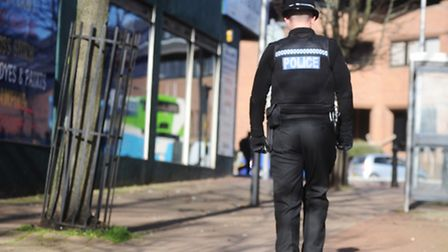 Police are appealing for witnesses after a woman was touched inappropriately in Ipswich.