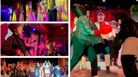 Pantomime Dick Whittington is being staged in harleston. Pictures: Onward Players