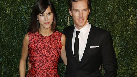 There are websites set up to admire the fashion sense of Benedict Cumberbatch.