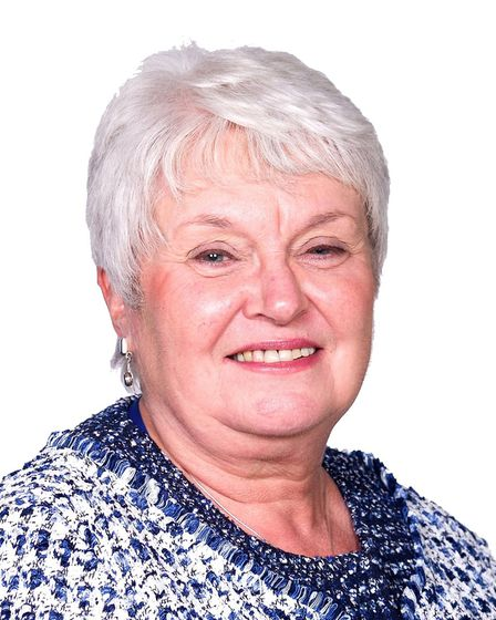 South Norfolk councillor Yvonne Bendle says the district's £5 tax increase is 'way below' most counc