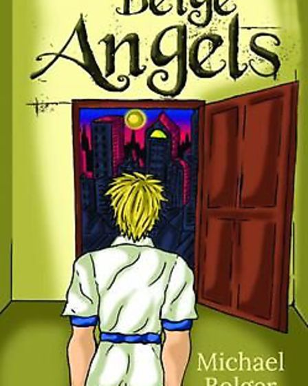 The front cover of Beige Angels by Michael Bolger, out now. PHOTO: Pegasus Publishers