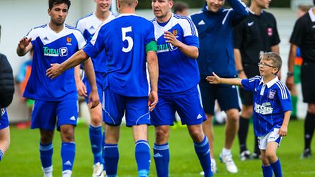 Ipswich Wanderers will be looking for more FA Cup glory this weekend after knocking out Canvey