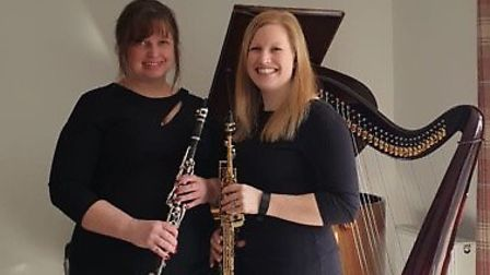 Two music teacher friends are setting up a South Norfolk Orchestra. PHOTO: Theresa Long