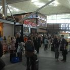The launch of phase two of the remodelling of Stansted Airport.