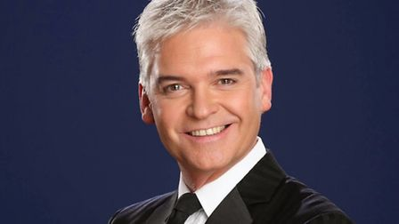 Phillip Schofield, hosting music show The Music of the Knights
