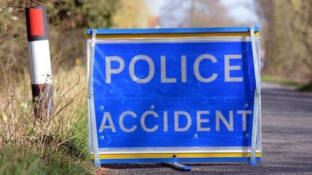 Police are appealing for witnesses to a crash on the B1077 near Eye. Picture: Archant Library