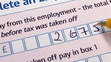 Complete your self assessment tax return ahead of the deadline and relieve the post-Christmas stress