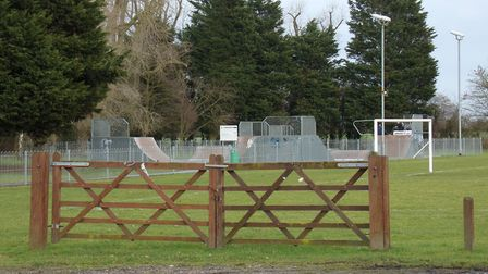 The skatepark at Diss Sports Ground emerged as the favourite place for extra investment in a survey