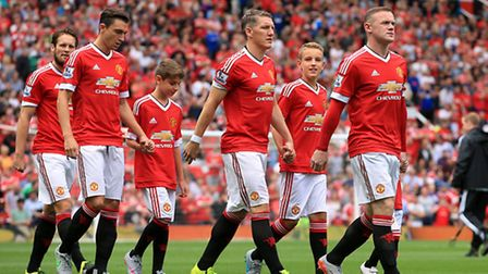 Ipswich Town play at Manchester United this evening