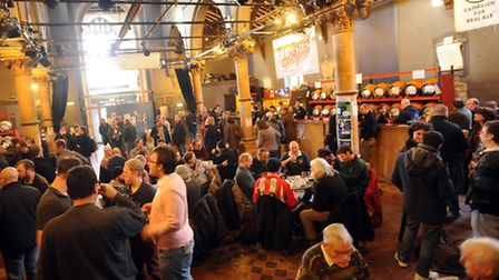 Colchester CAMRA Club's Winter Beer Festival