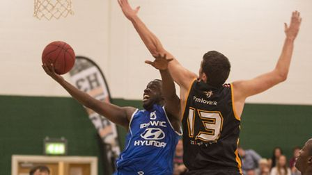 Have you ever checked out Ipswich Basketball?