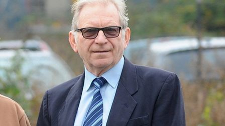 Diss community stalwart Glyn Walden, who has died aged 76, achieved the rare honours of being an hon