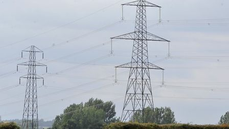 Nigel Chapman, chair of the Dedham Vale Area of Natural Beauty, wants to see pylons put underground.