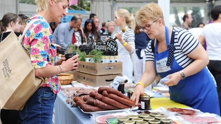 The Aldeburgh Food and Drink Festival