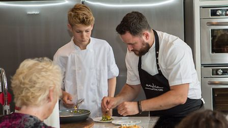 Chef Paul Foster