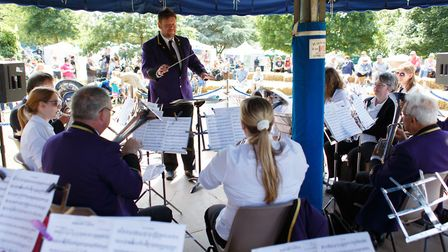South Norfolk on Show, an annual event in Long Stratton, has recieved Arts Council funding. Picture: