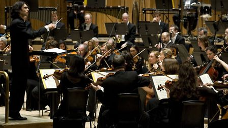 The London Philharmonic Orchestra at The Snape Proms