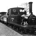 The 3ft-gauge Southwold Railway ran for 8.5 miles from Halesworth to Southwold, between Saxmundham a