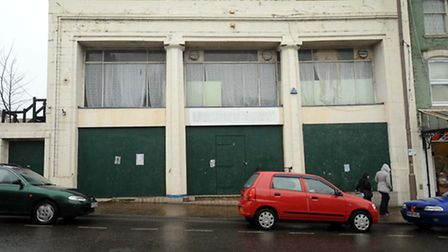 The old Co-op building, Kingsway, Dovercourt. Picture: Andrew Partridge
