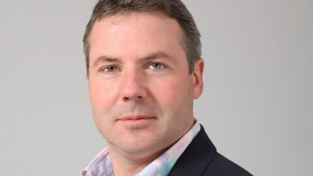 ASOS chief executive Nick Robertson, who is stepping down with immediate effect.