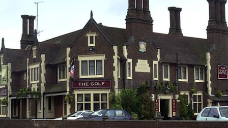 The Golf in Foxhall Road, Ipswich
