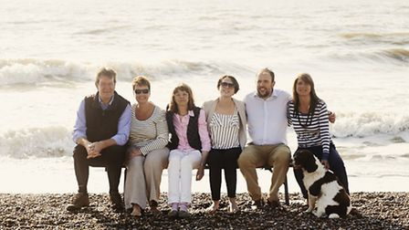 The team behind the new So Southwold holiday lettings brand.