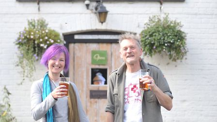 Having already been named Suffolk's Rural Pub of the Year and Pub of the Year, the Sweffling White H