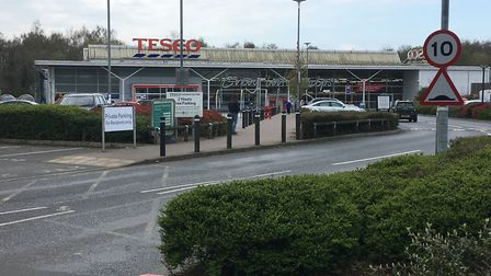 Diss is the first Tesco store in the region to install Changing Places specialist toilet facilities.