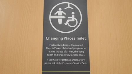 Tesco has installed specialist toilet facilities aimed at people with complex disabilities at 35 sto