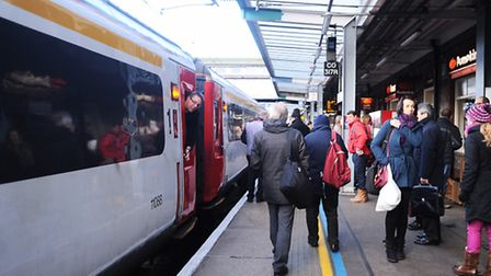 Passengers travelling on the Great Eastern Mainline faced more delays and cancellations than on all