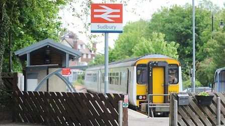 The Sudbury branch line was the region's best performing