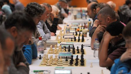 The Chess Congress at The Apex in Bury.