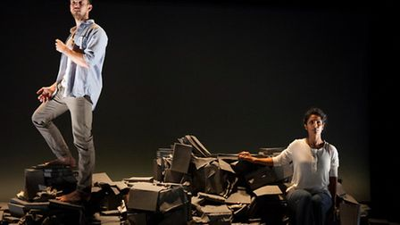 The Edge which is being premiered at the New Wolsey Theatre