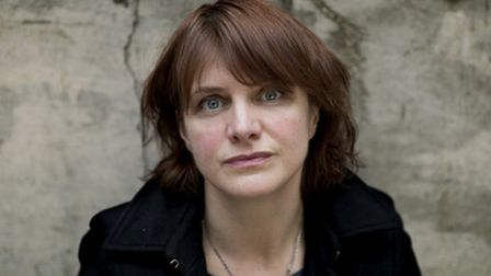 Rebecca Lenkiewicz, author of Jane Wenham- The Witch of Walkern, an Eastern Angles-Out of Joint co-p