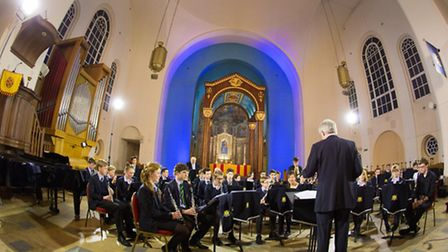 The RHS Gala Concert is always a spectacle. Photo: Mike Kwasniak